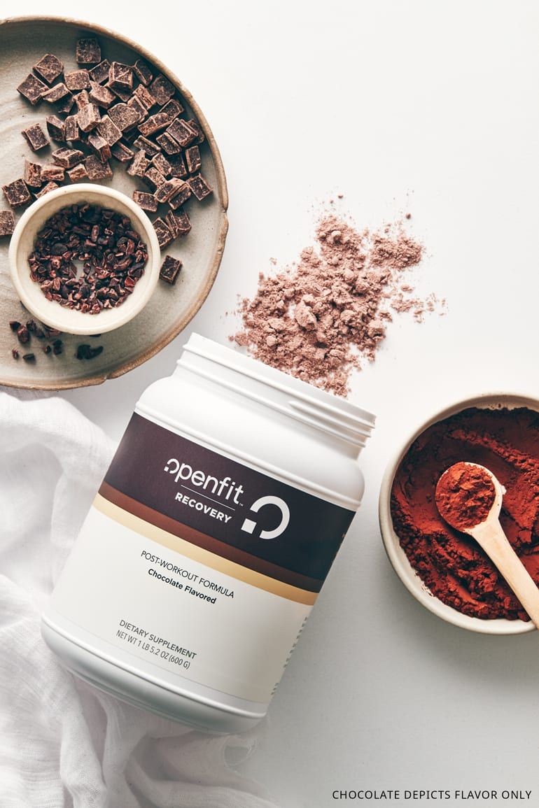 openfit recovery post workout supplement