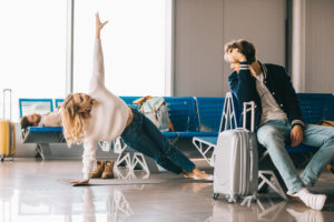 stay fit -- how to stay healthy when you travel