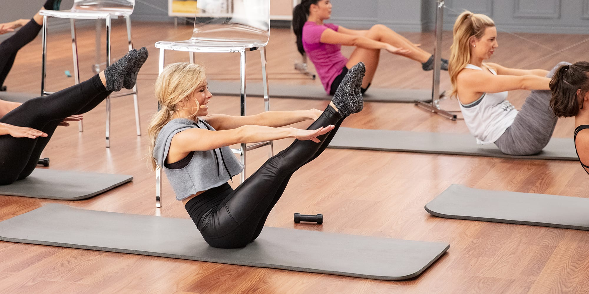 Barre vs. Pilates vs. Yoga: How Do They Compare?