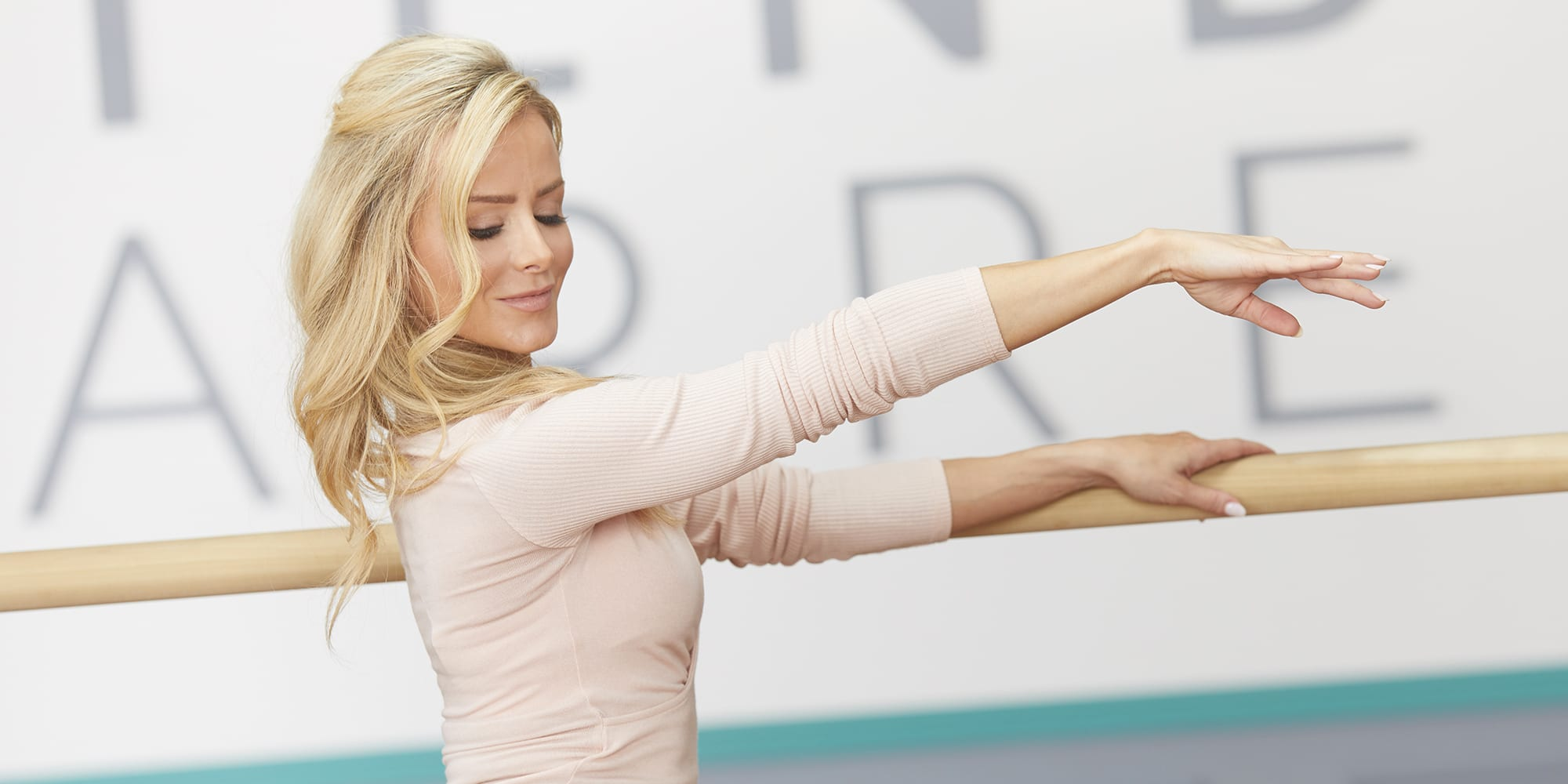 Raising the Barre: Get to Know Andrea Rogers, Creator of Xtend Barre