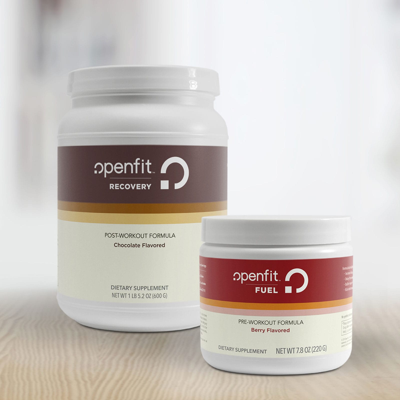 Openfit Supplements Help Improve Workout Performance