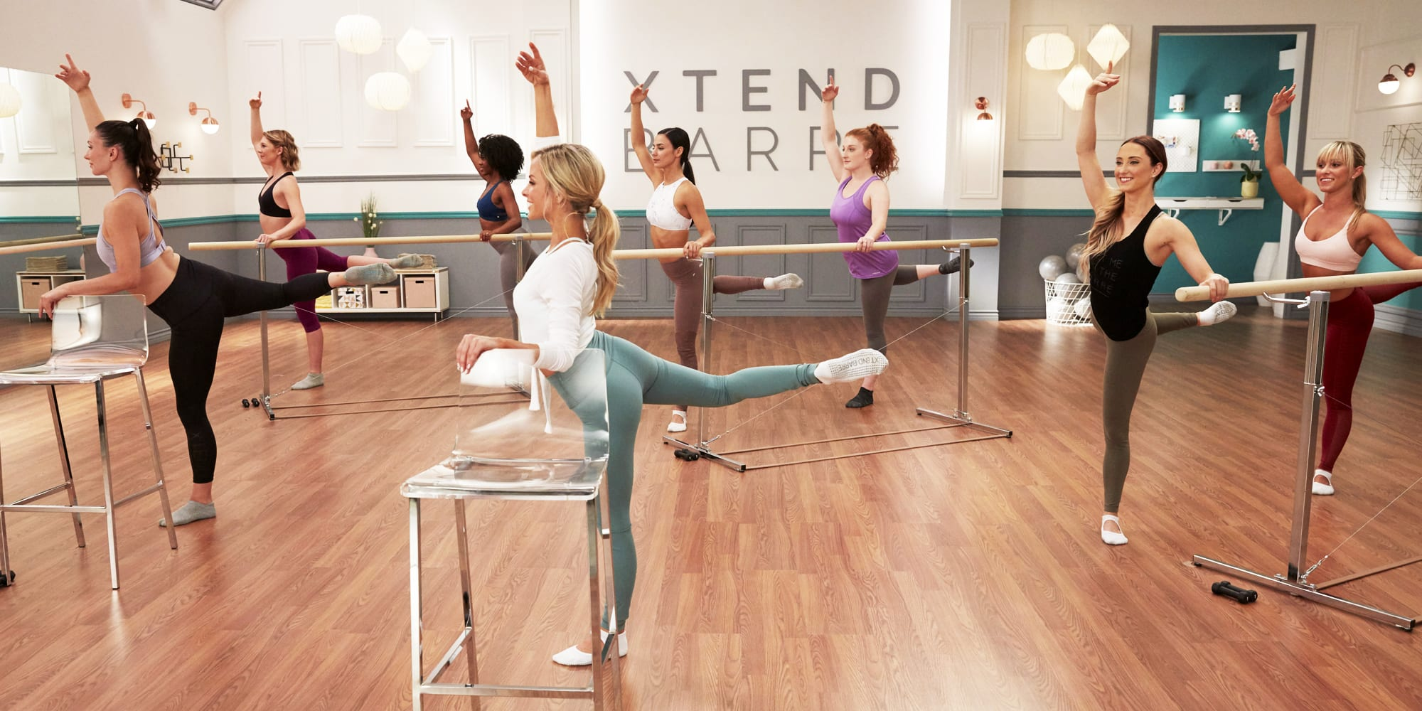 Xtend Barre Openfit Sneak Peek