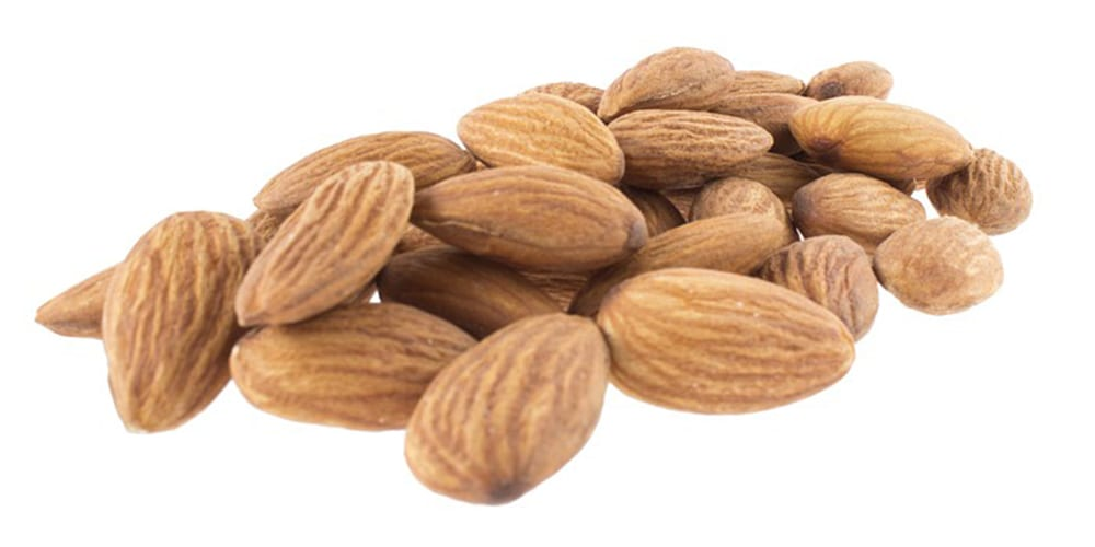almonds | vegan protein sources