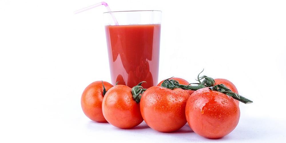 tomato juice | foods high in potassium