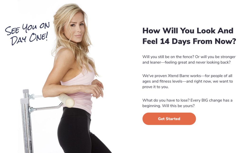 Barre for Weight Loss - Xtend Barre