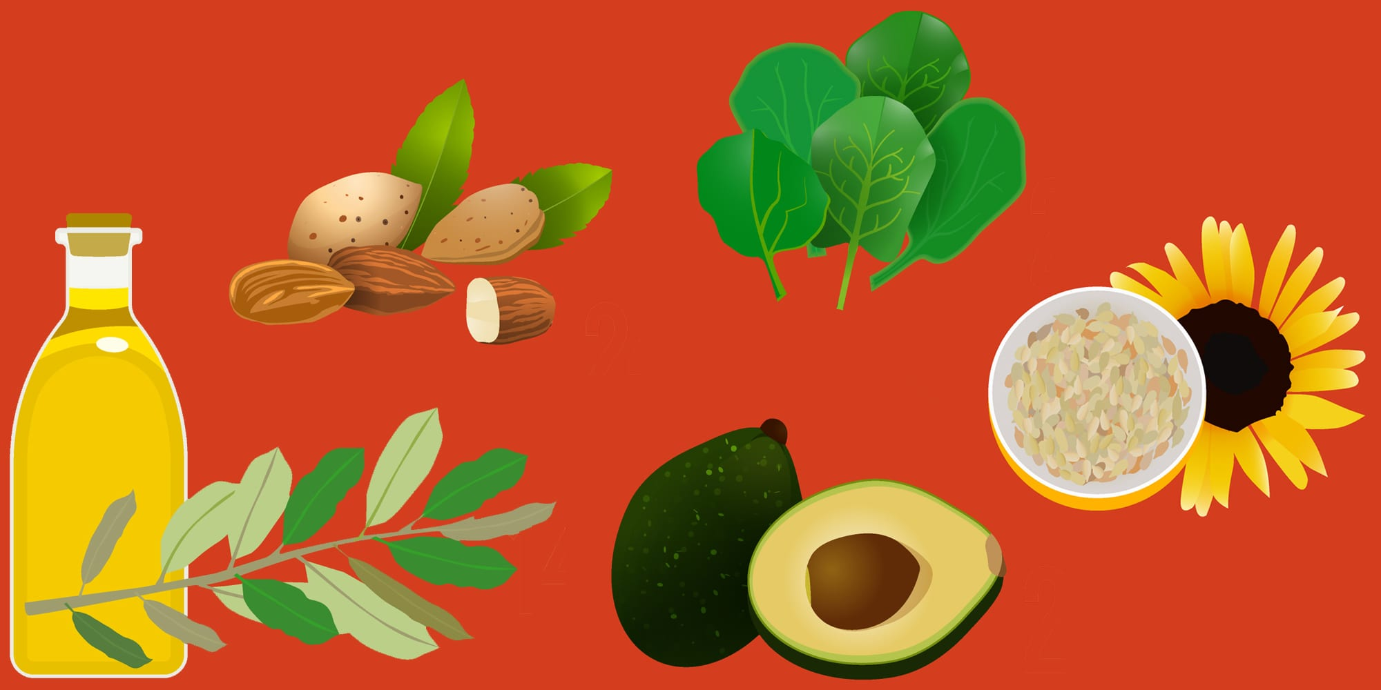 14 Vitamin E Foods to Add to Your Diet