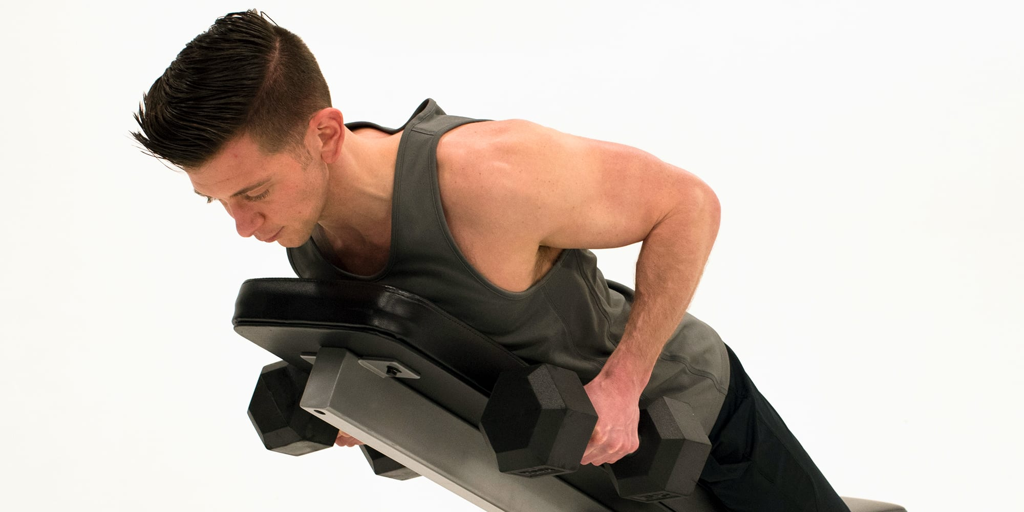 Image result for chest supported dumbbell rows