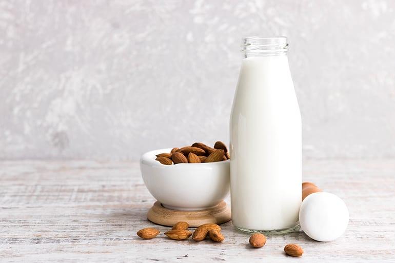 Almond Milk - Added Sugar