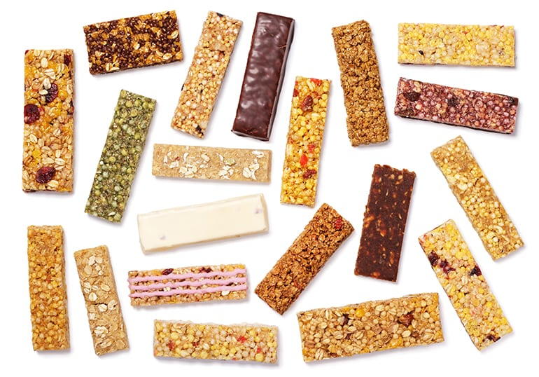 Protein Bars - Added Sugar