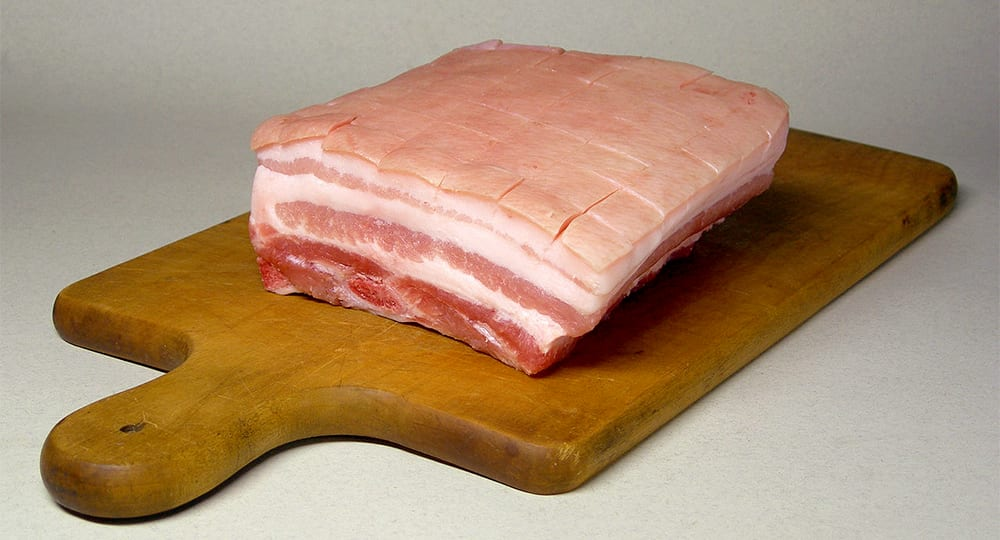 pork belly what not to eat before yoga class