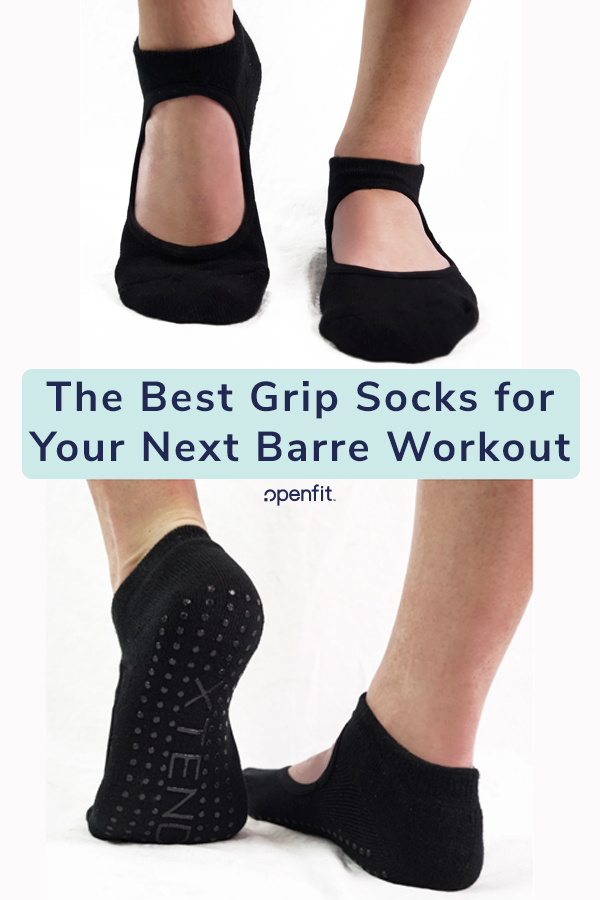 The Best Grip Socks for Your Next Barre or Pilates Workout
