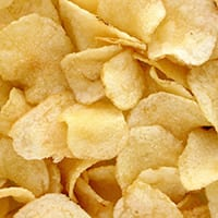 potato chips emotional eating