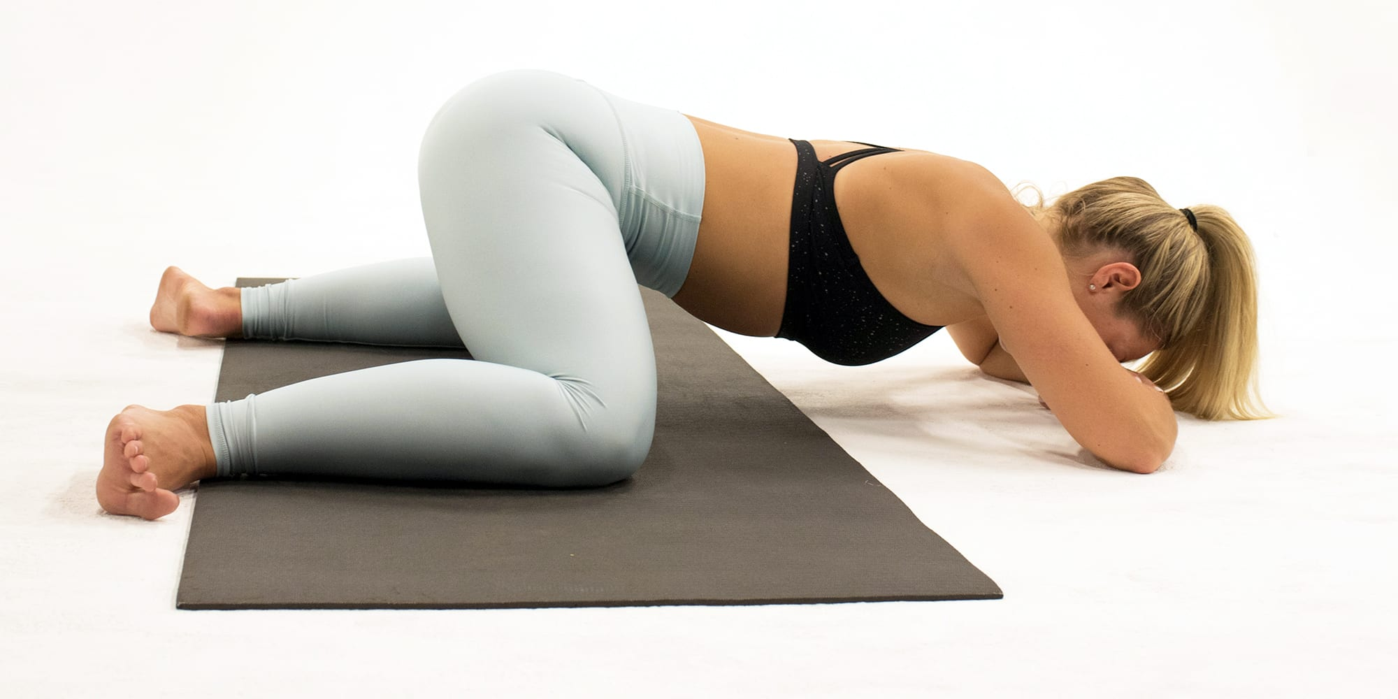 How to Do Frog Pose in Yoga (Mandukasana)
