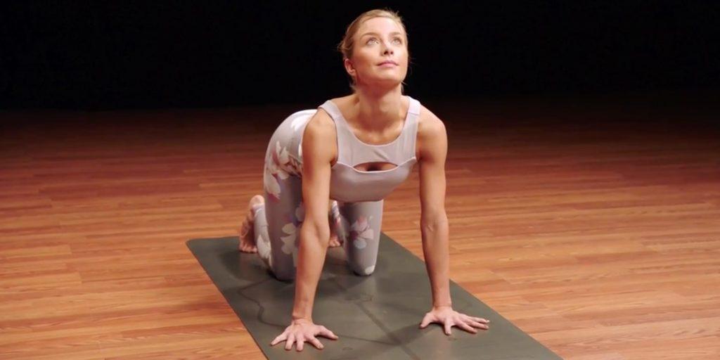 How To Do Cat Cow Pose In Yoga Bitilasana And Marjaryasana Openfit