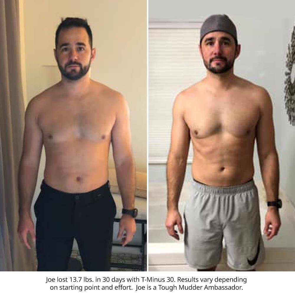 T-MINUS 30 Results - Joe