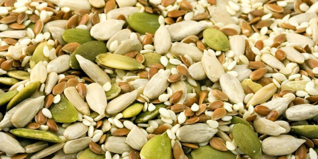 seeds foods high in calcium