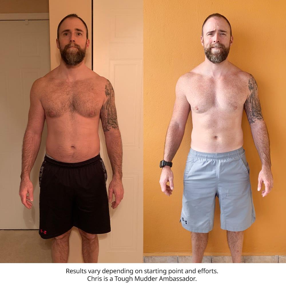 T-MINUS 30 Results - Chris