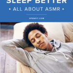 how to sleep better asmr