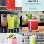 easy mocktail recipes