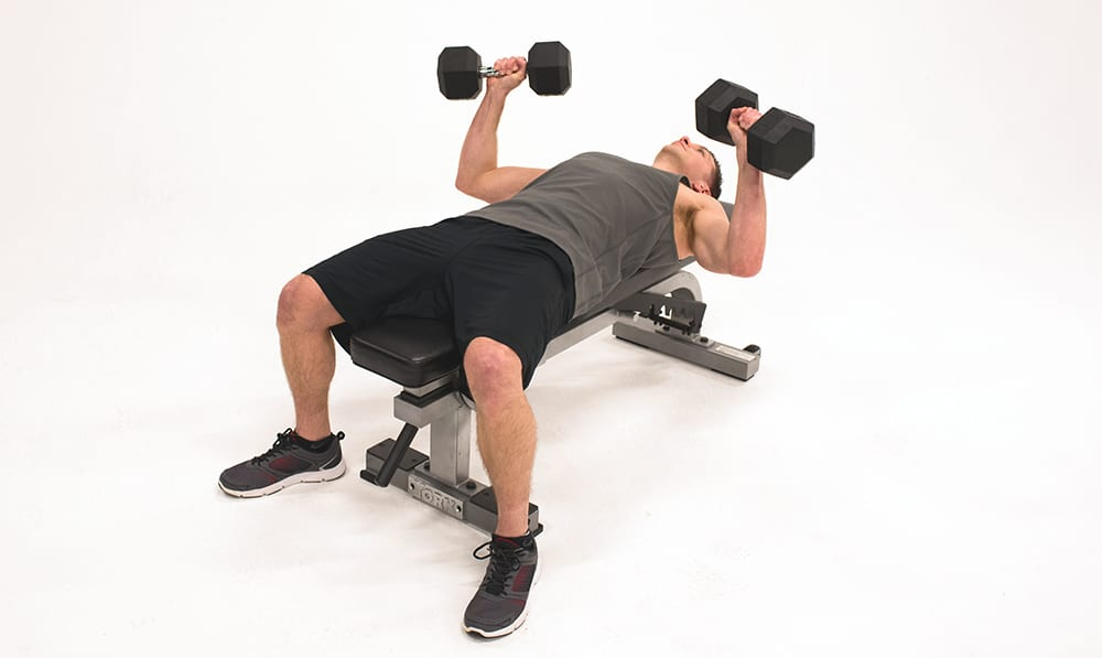 isometric bench press