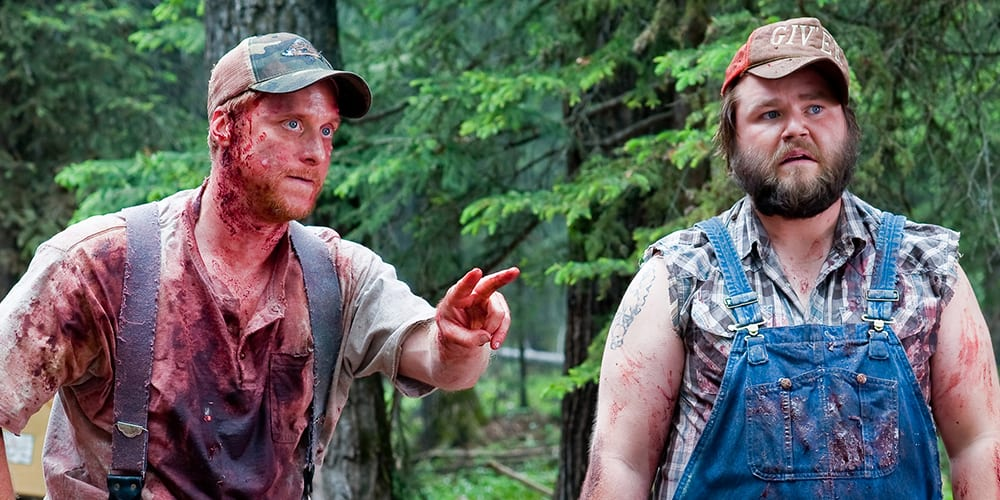 tucker and dale vs evil netflix movies