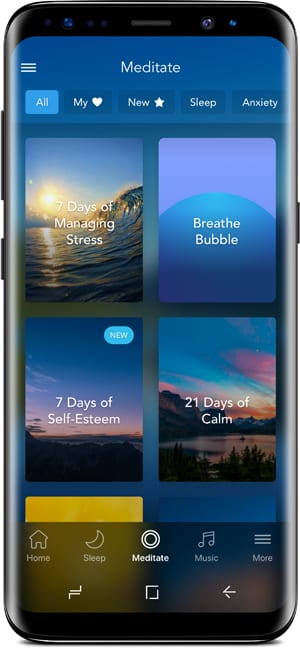 best meditation apps