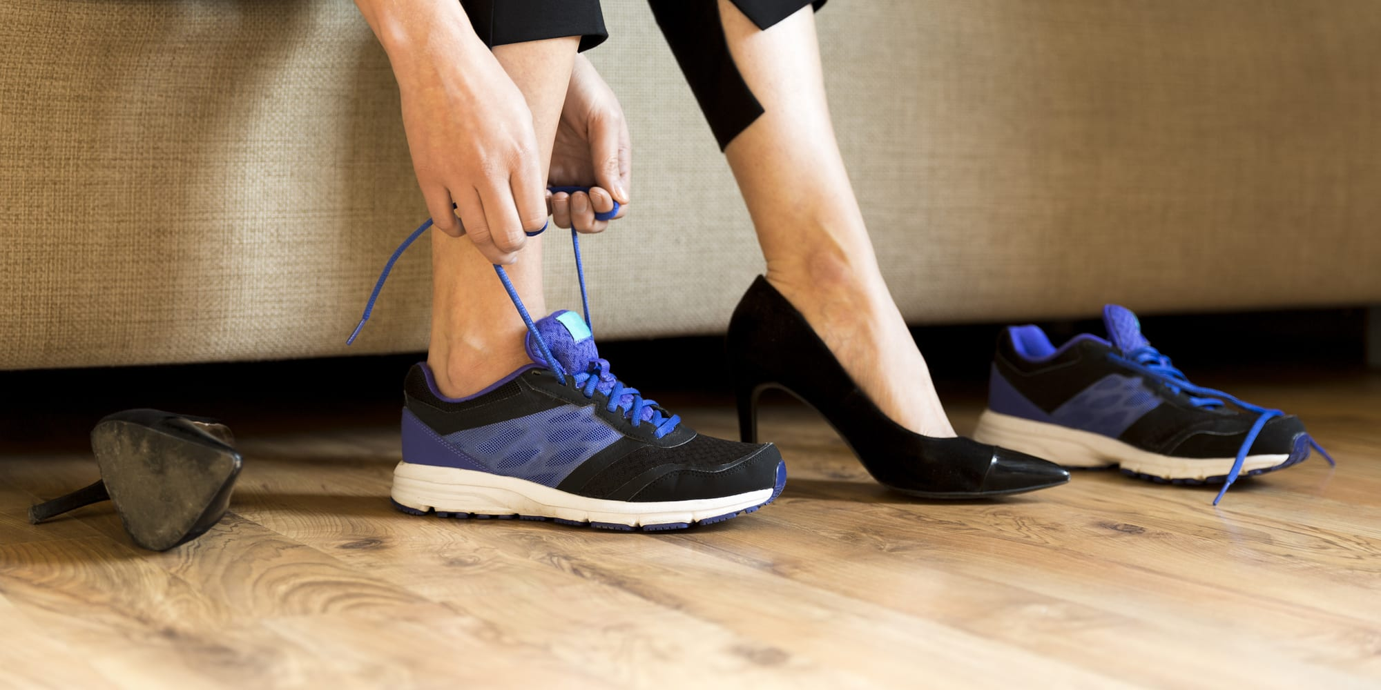 Transitional Workout Gear You Can Wear to Work
