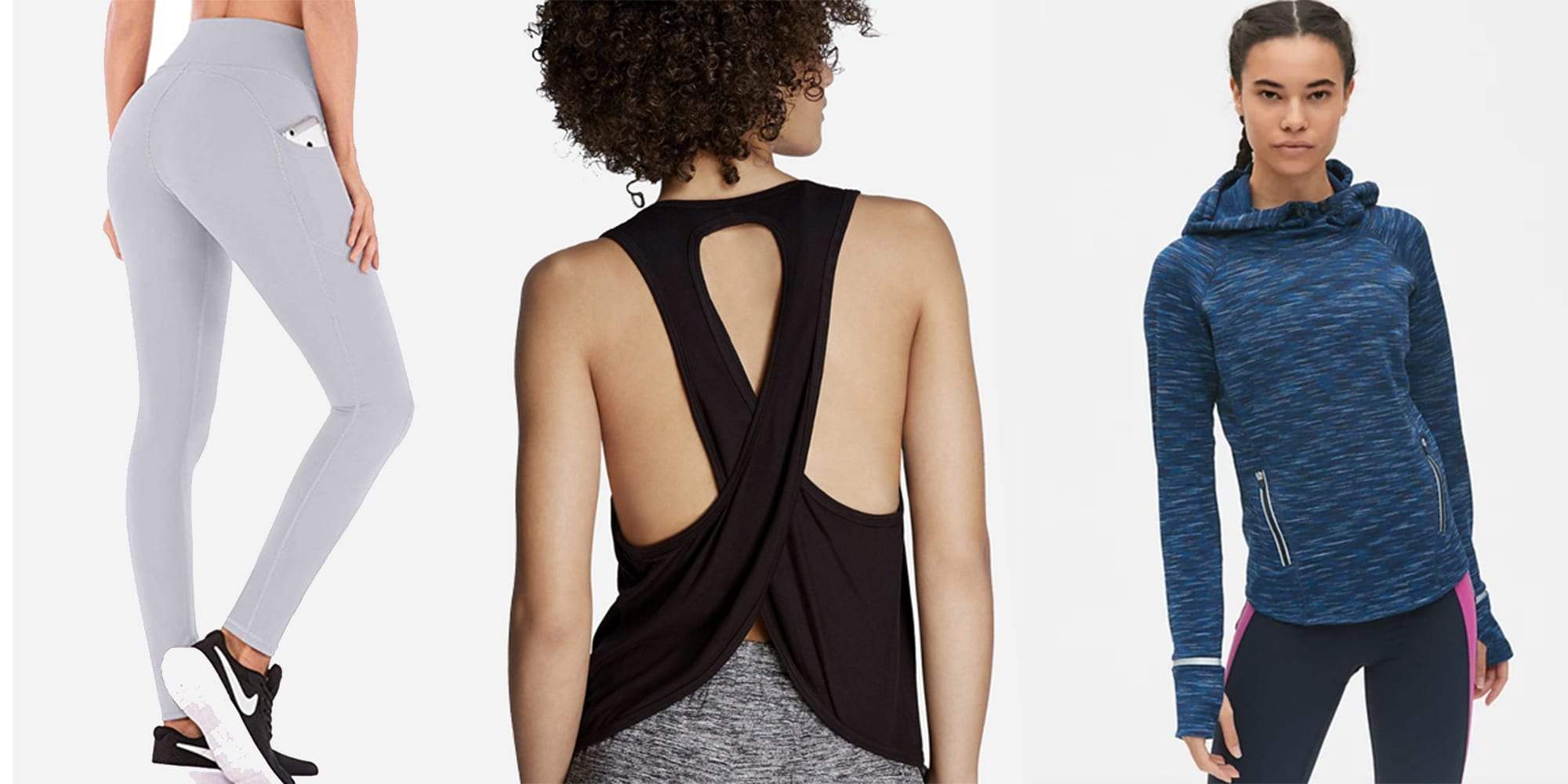 12 of the Best Places to Get Affordable Workout Gear