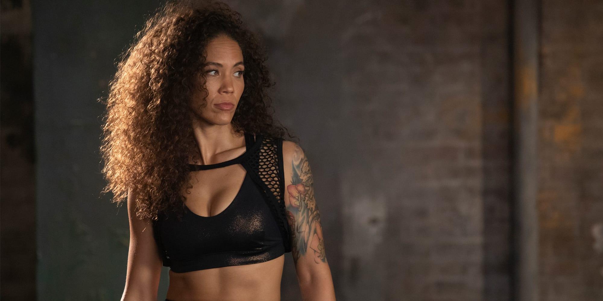 Meet Anisha Gibbs: Dancer, Stuntwoman, and Positivity Powerhouse