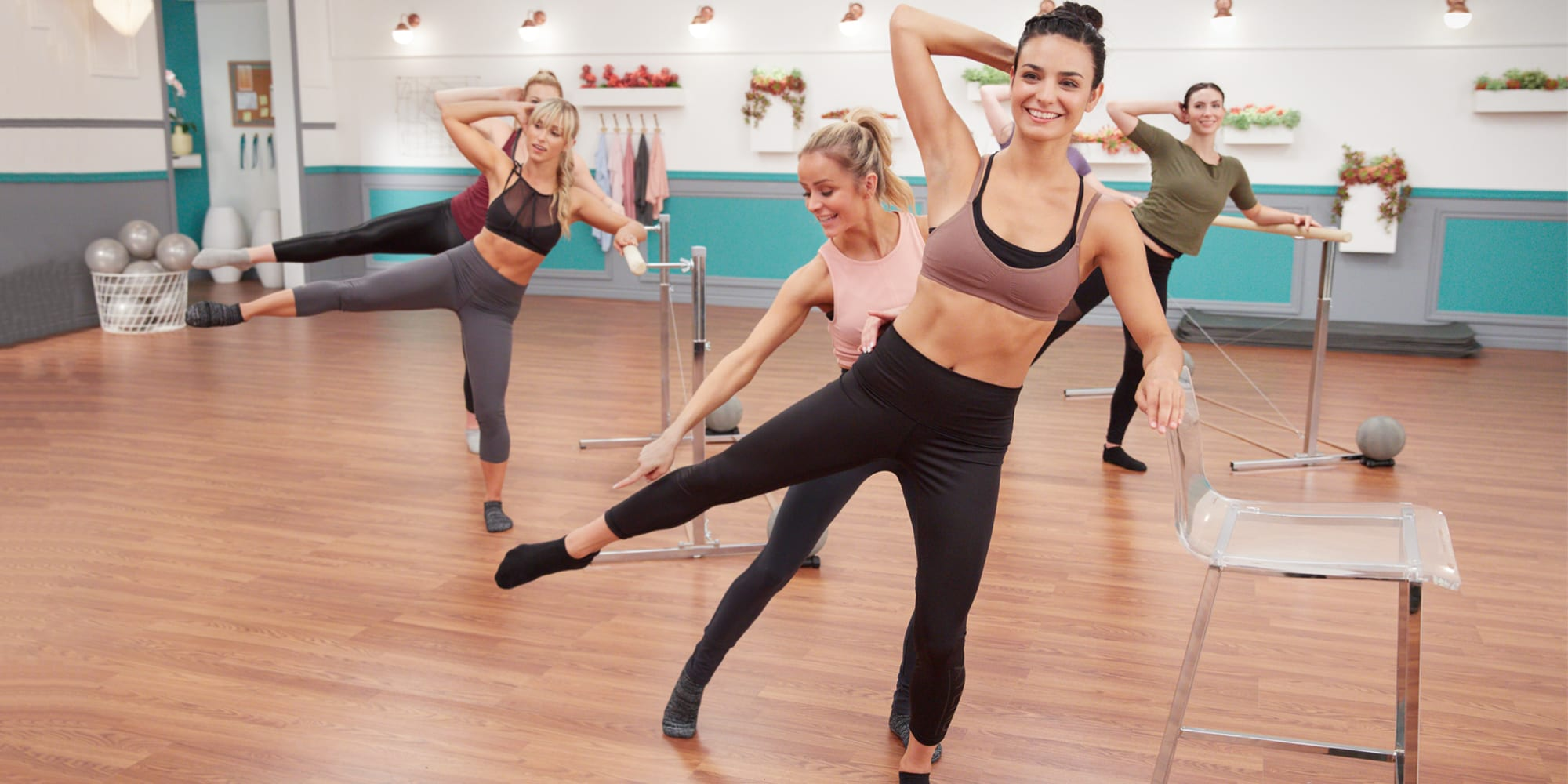 See the Results from Xtend Barre on Openfit!