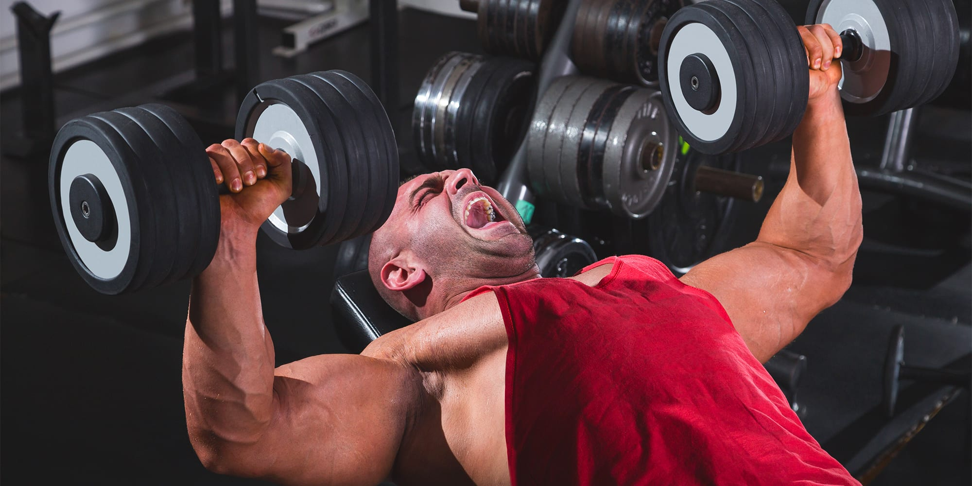 Does Grunting at the Gym Actually Work?