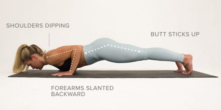 10 Most Common Yoga Form Mistakes You're Probably Making