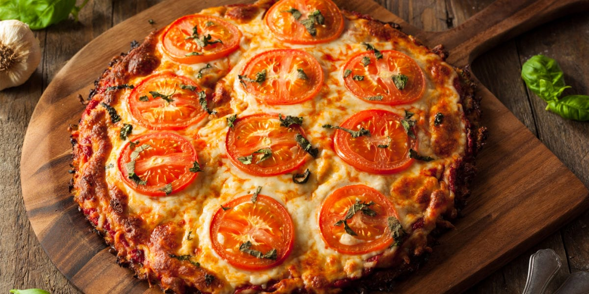 Is Cauliflower Pizza Crust Actually Healthier Than Regular Pizza Crust?