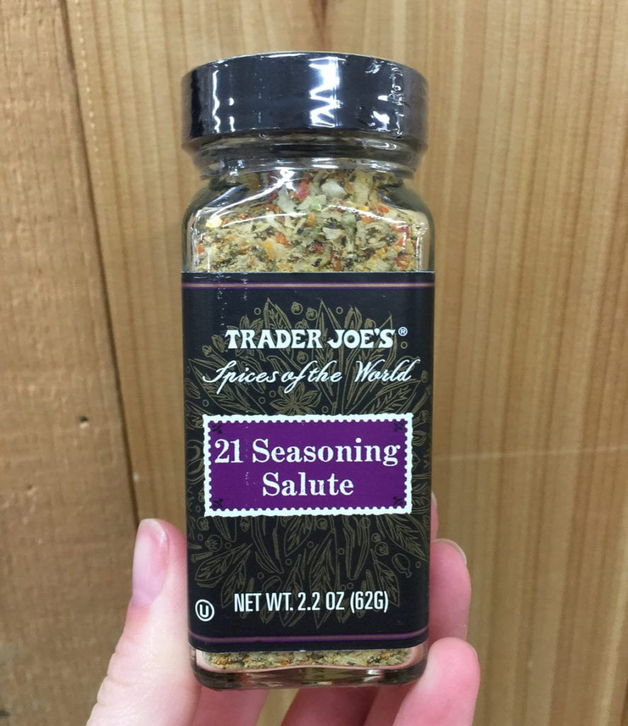 Trader Joe's Spices