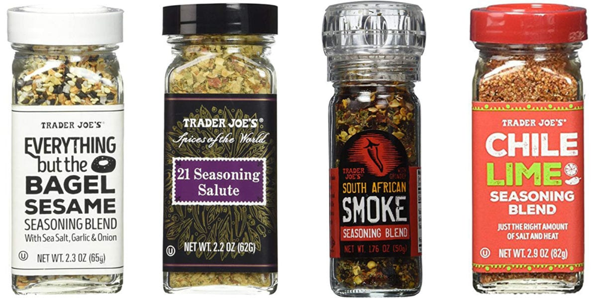 8 of the Best Trader Joe's Spices to Add To Your Pantry