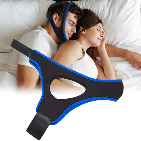 topffy anti snoring chin strap