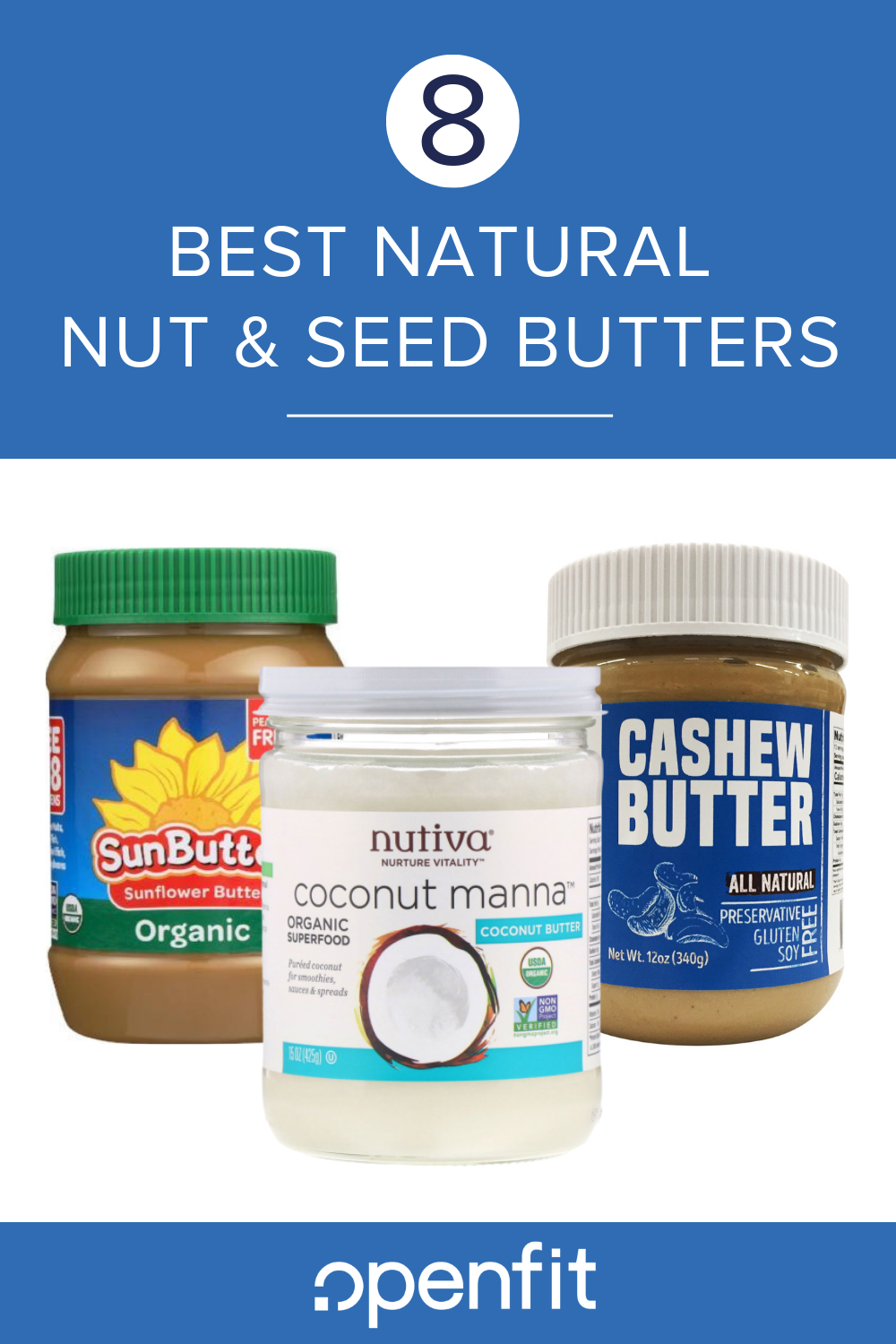 best nut butters