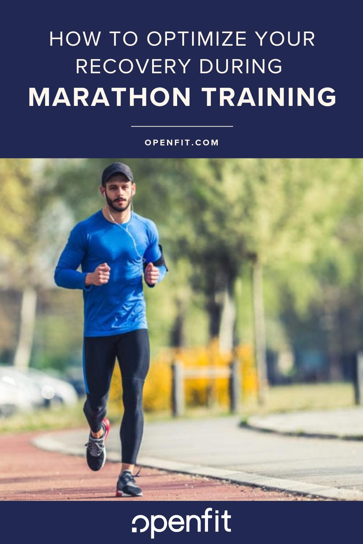 marathon training recovery