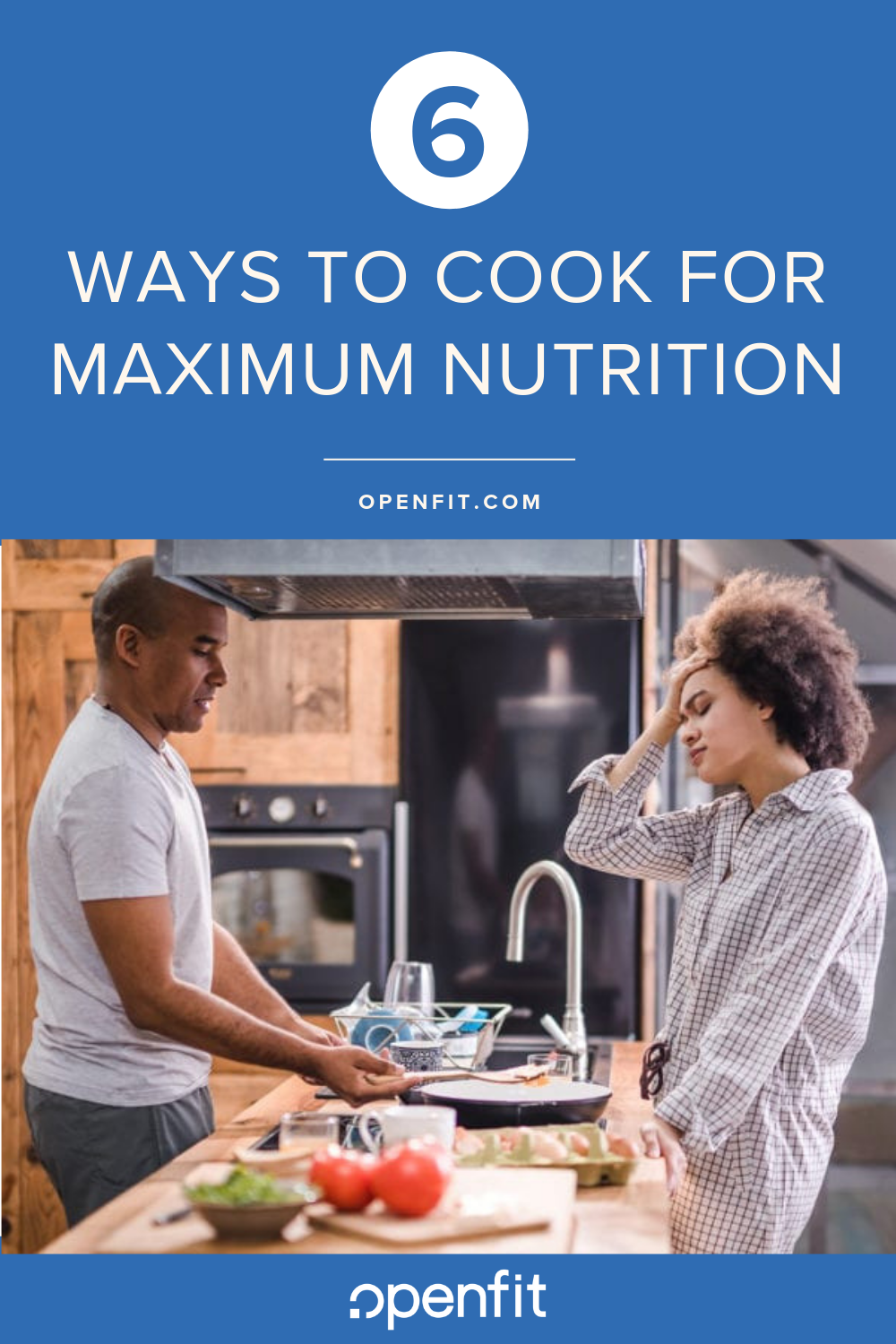 cooking for maximum nutrition