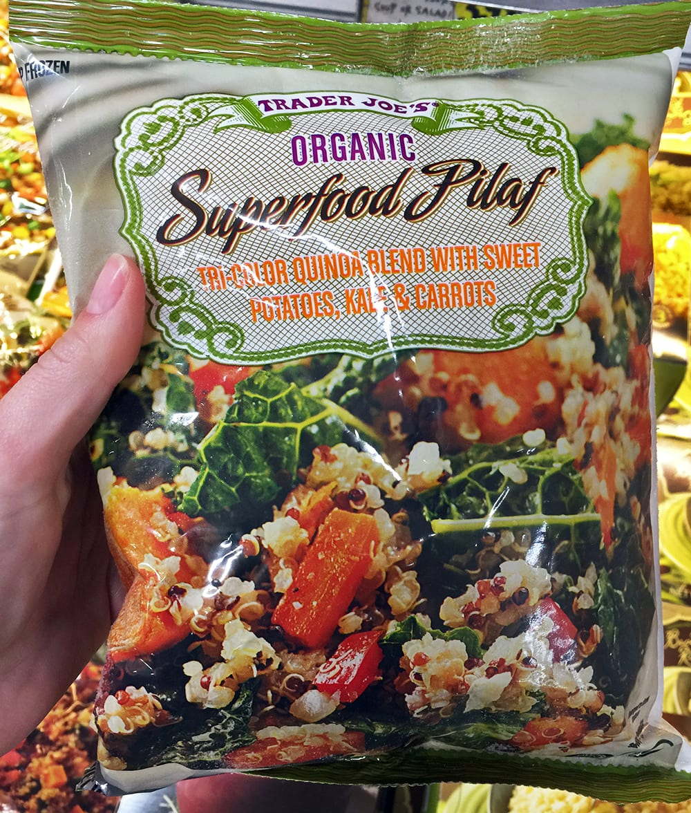 15 Of The Healthiest Frozen Foods From Trader Joe S Openfit