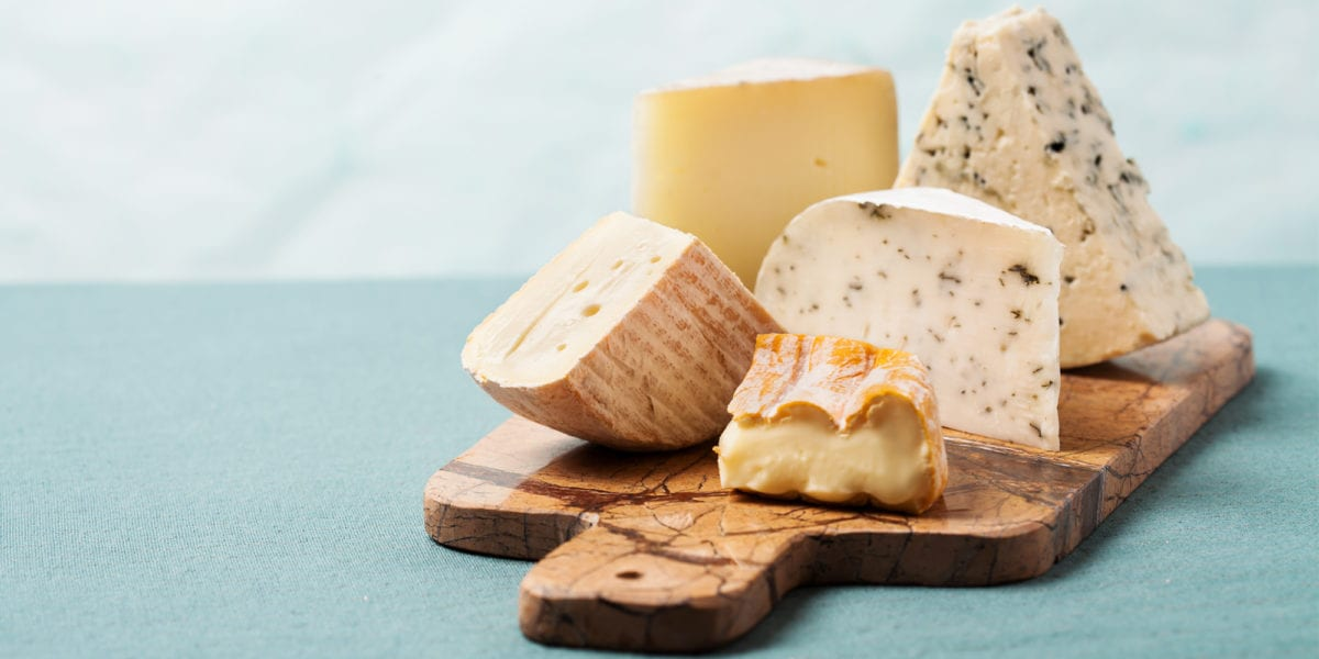 What Cheese Is the Healthiest? We've Ranked Them Here