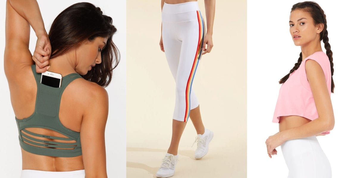 Spring Workout Clothes That Will Get You Excited to Exercise This Season