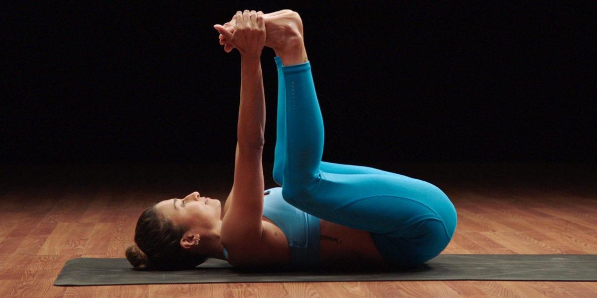 How to Do Happy Baby Pose in Yoga (Ananda Balasana)
