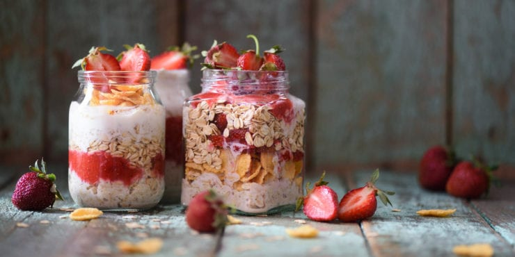 Overnight Oats: 6 Delicious and Easy Recipes