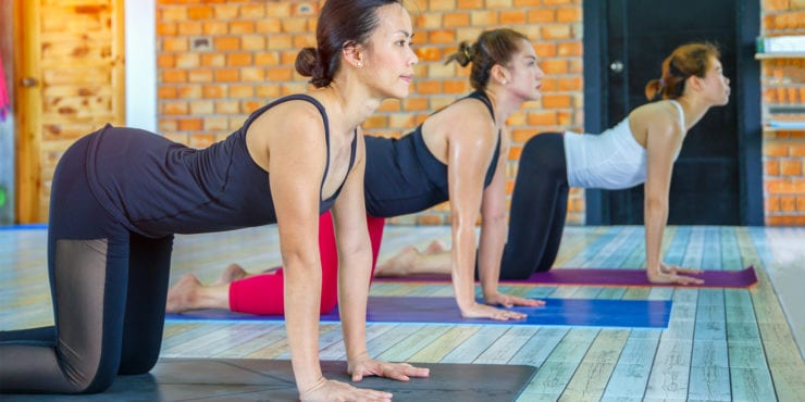 7 Tips to Help You Stop Slipping in Hot Yoga