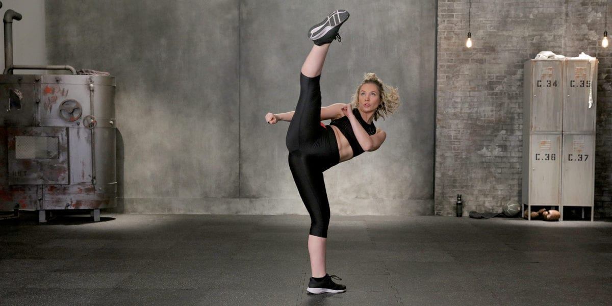How to Kick: Front and Side Kicks With Amy Johnston