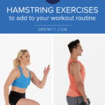 hamstring exercises to add to your workout