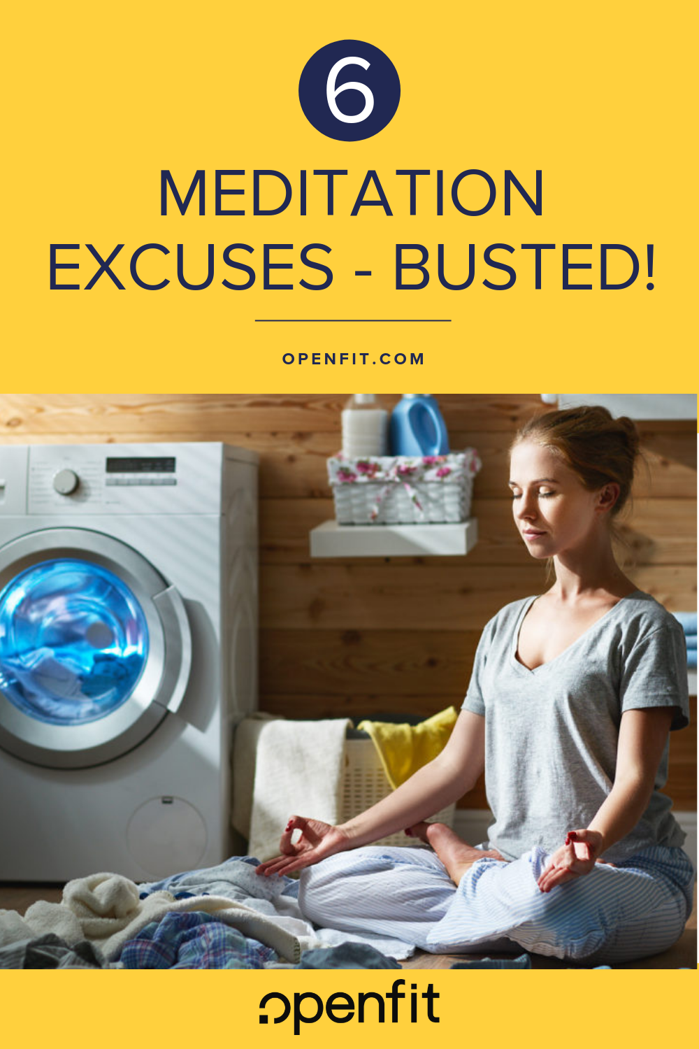 meditation excuses