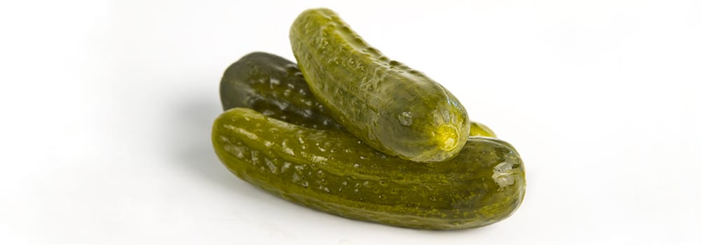 pickles stack - not gluten free