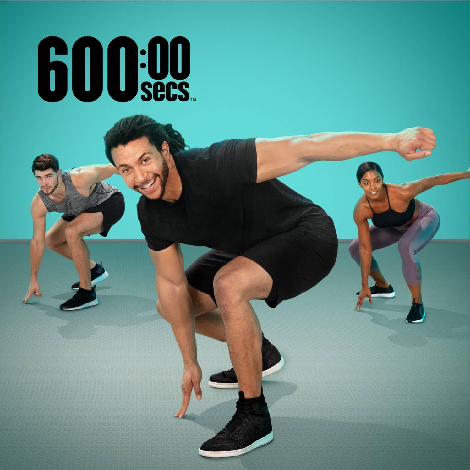 600 Secs™